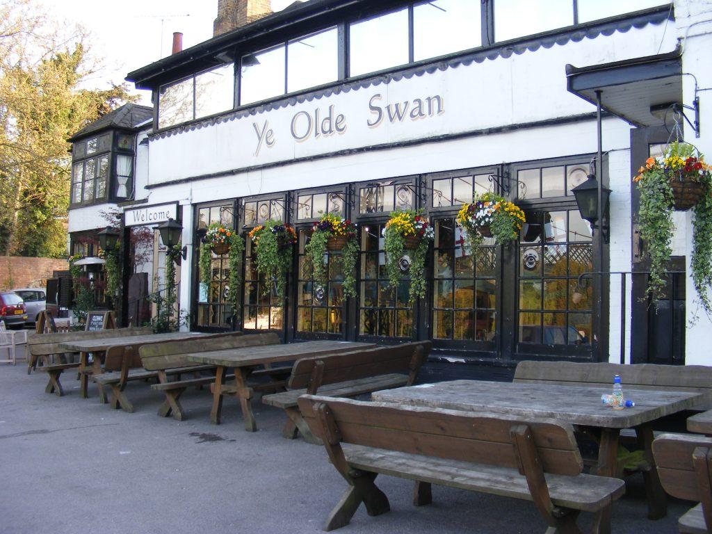 Ye Olde Swan, Thames Ditton, Surrey