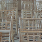 Ceremony Chairs in the Adam Hall