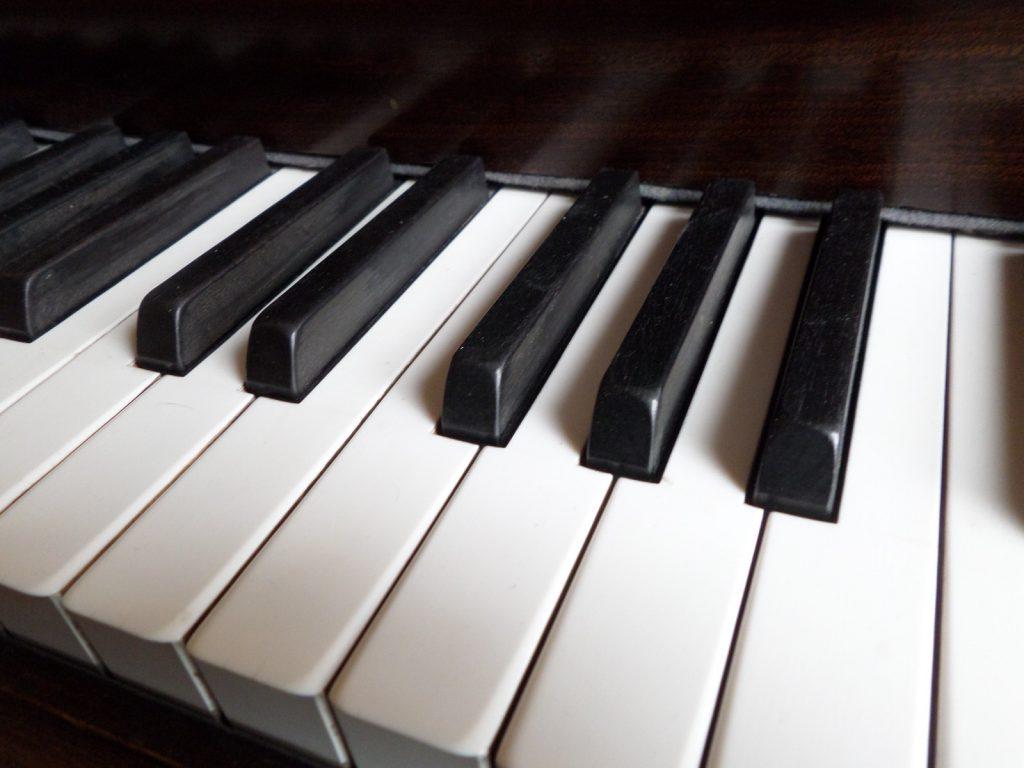 Piano Keys - Essex Wedding Pianist