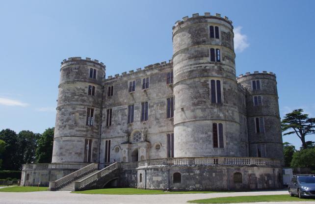 Lulworth Castle, Dorset - Pianist Dorset