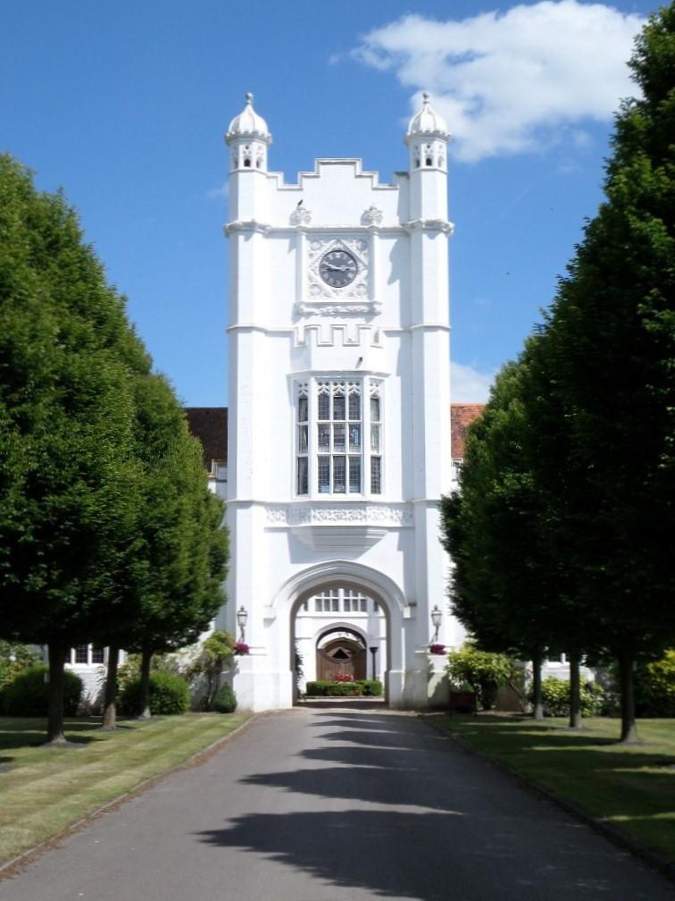 Danesfield House Entrance