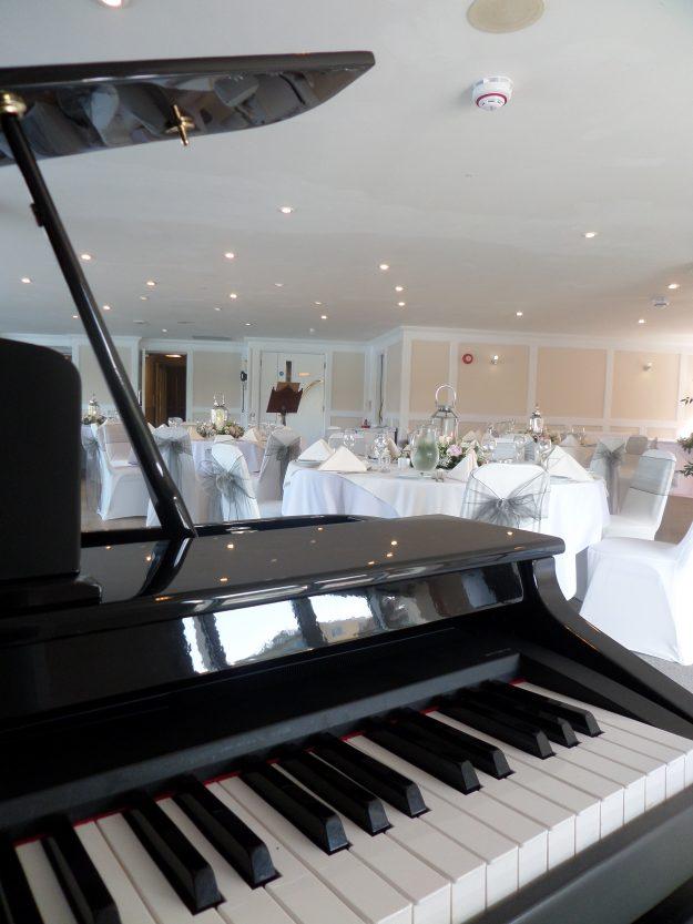 Grand Piano Shell