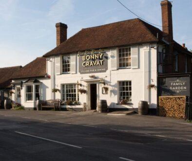 The Bonny Cravat, Woodchurch, Kent