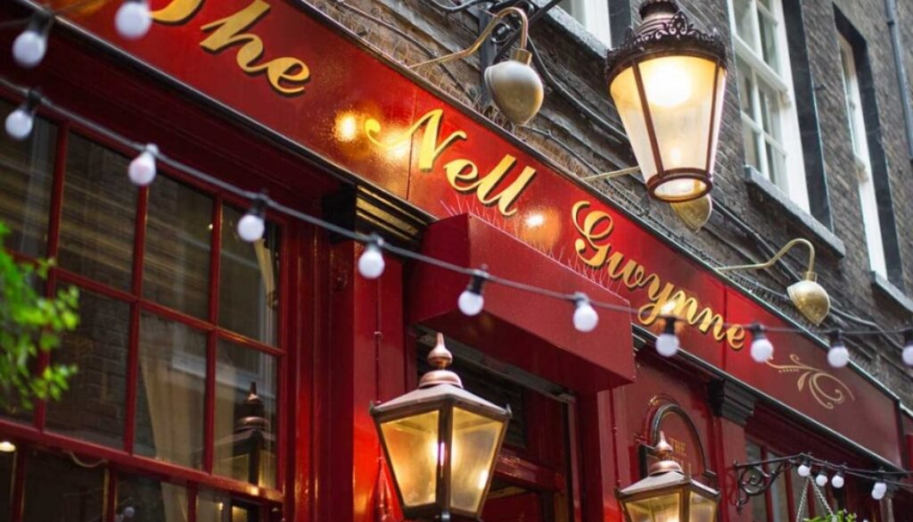 The Nell Gwynne, Covent Garden. London