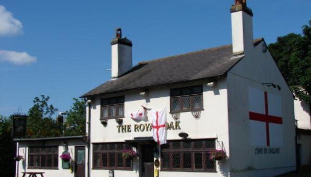 The Royal Oak, Tonbridge, Kent